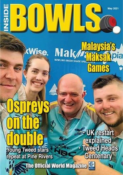 Inside Bowls Magazine April 2021