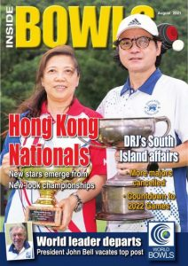 Inside Bowls Magazine July 2021