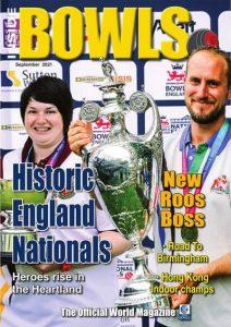 Inside Bowls Magazine September 2021